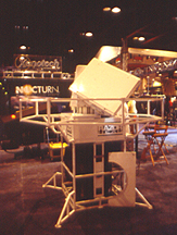 Xenotech/Strong Razorhead, shown in Xenotech's booth at LDI, 1998